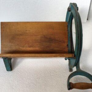 ξύλινο εργαλείο κοπής