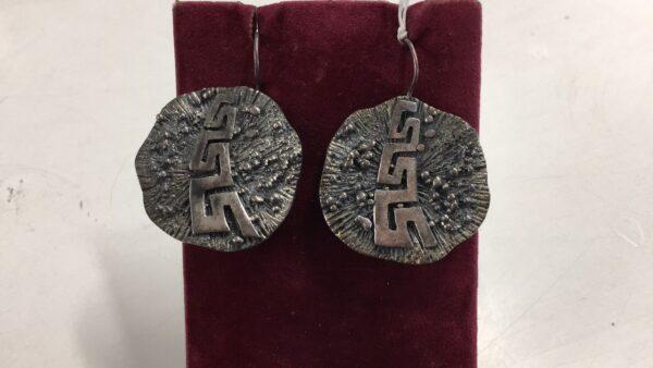 σκουλαρίκια ασήμι 925