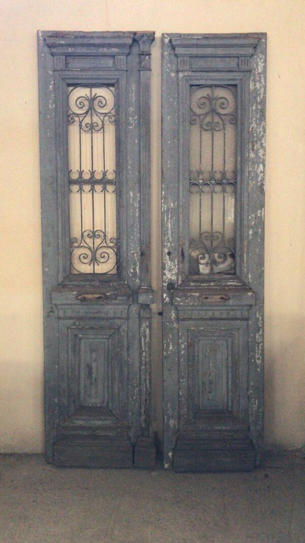 παλιά ελληνική πόρτα