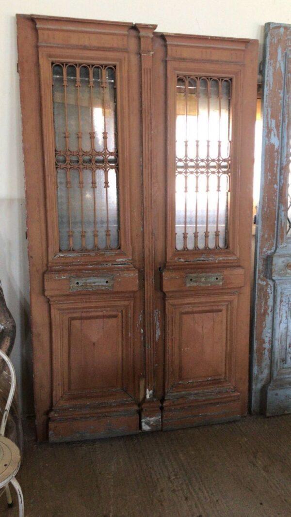 παλιά πόρτα