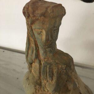 κεραμικό αγαλματάκι