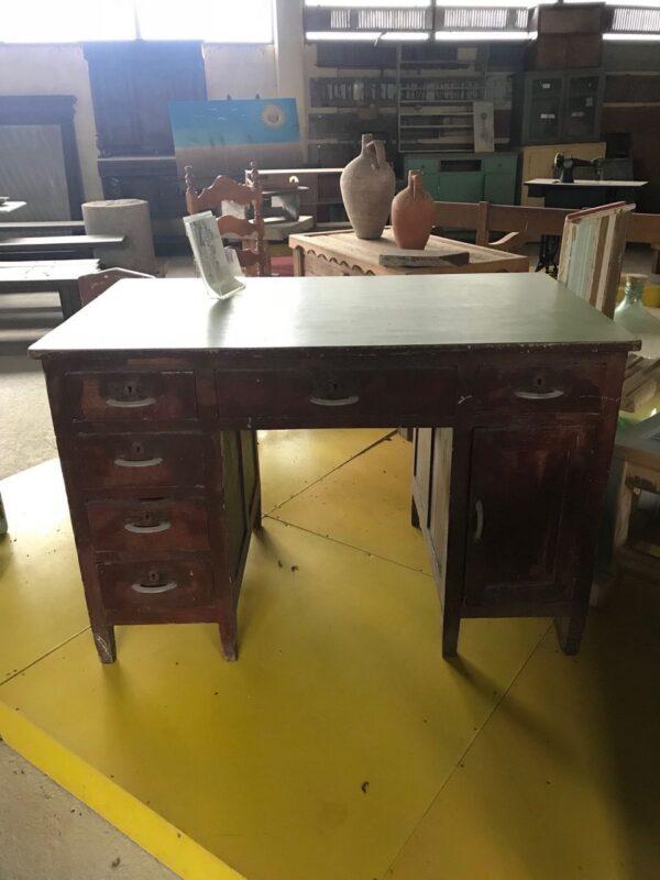 Γραφείο, παλιό ελληνικό έπιπλο αντίκα vintage