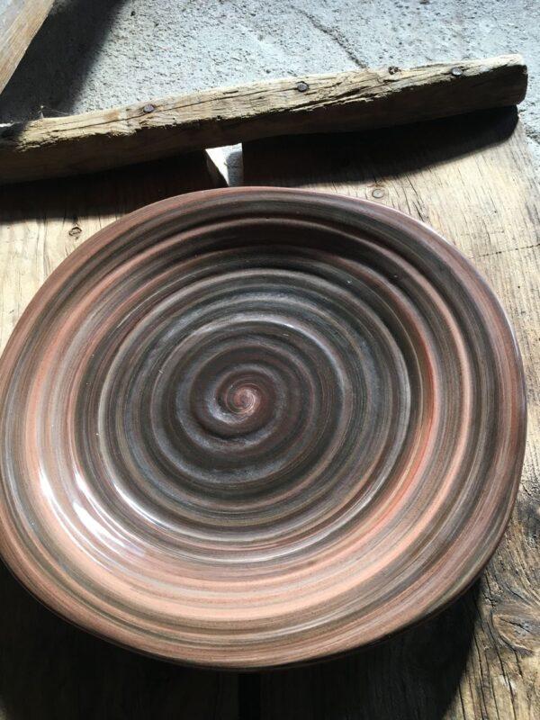 Πιάτο, πιατέλα, δίσκος σερβιρίσματος κεραμικό σκεύος