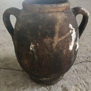 Πιθάρι, παλιό ελληνικό κεραμικό μικρό σταμνάκι