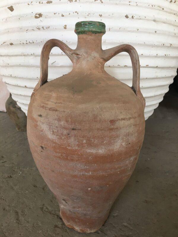 Πιθάρι, παλιό ελληνικό κεραμικό χειροποίητο σκεύος του προηγούμενου αιώνα,