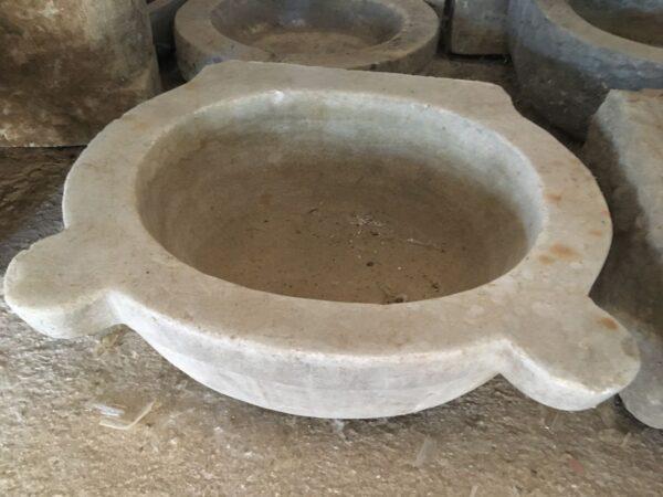 Νεροχύτης, νιπτήρας παλιό μαρμάρινο ελληνικό σκεύος