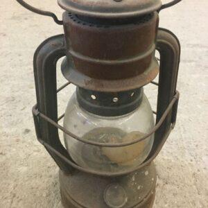 Λάμπα, παλιά λάμπα γκαζιέρα, φωτιστικό με γυαλί