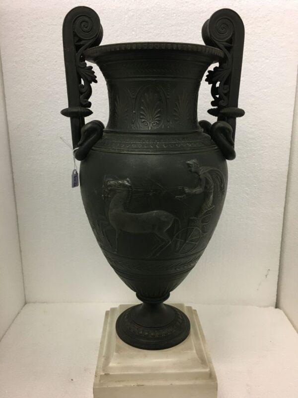 Βωμός, μπρούτζινο αρχαίο ελληνικό αντίγραφο, σκεύος για χρήση
