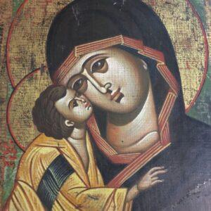 εικόνα της Παναγίας