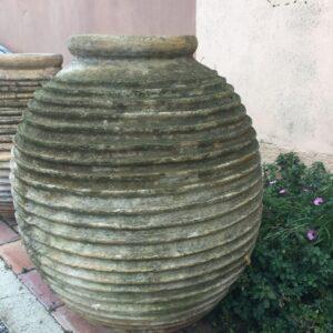 Πιθάρια γίγας, παλιά ελληνικά κεραμικά αγγεία περίπου 150 χρόνων μαζεμένα από όλη την Ελλάδα