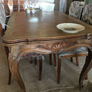 table, french antiques